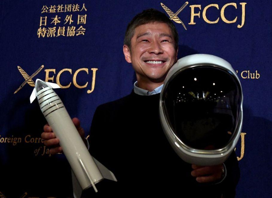 TOPSHOT-JAPONYA-UZAY-Maezawa-SpaceX