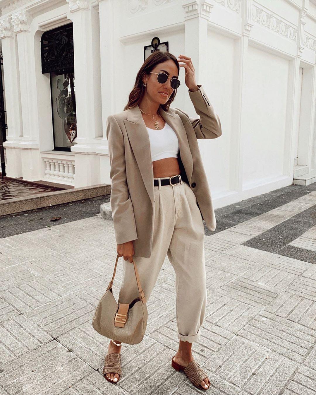 El pantalón de Zara que triunfa en Instagram - Zara slouchy