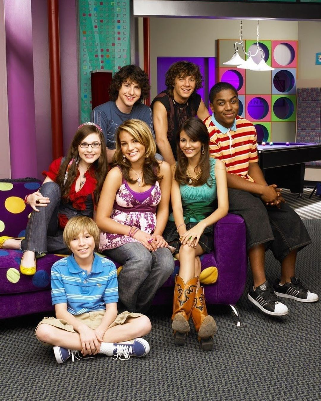 Zoey 101 S02 - Ep02 Time Capsule HD Watch - Dailymotion Video