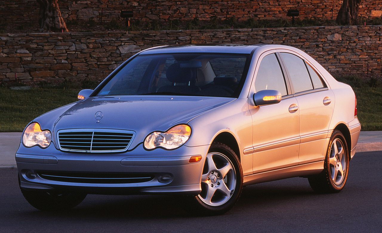 hight resolution of 2001 mercedes benz c240 c320