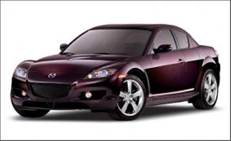 Mazda Rx 8 Shinka Special Edition