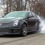 Tested 2009 Cadillac Cts V Automatic