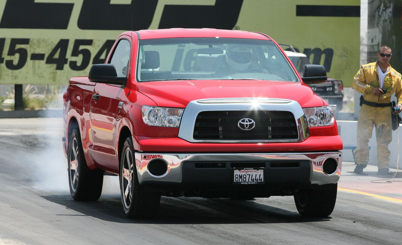 toyota tundra trd supercharged