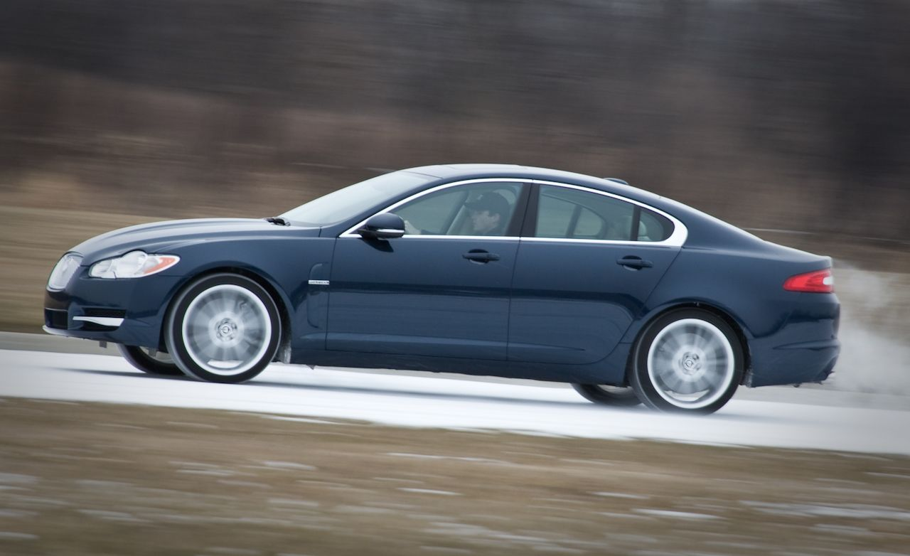 hight resolution of 2010 jaguar xf supercharged