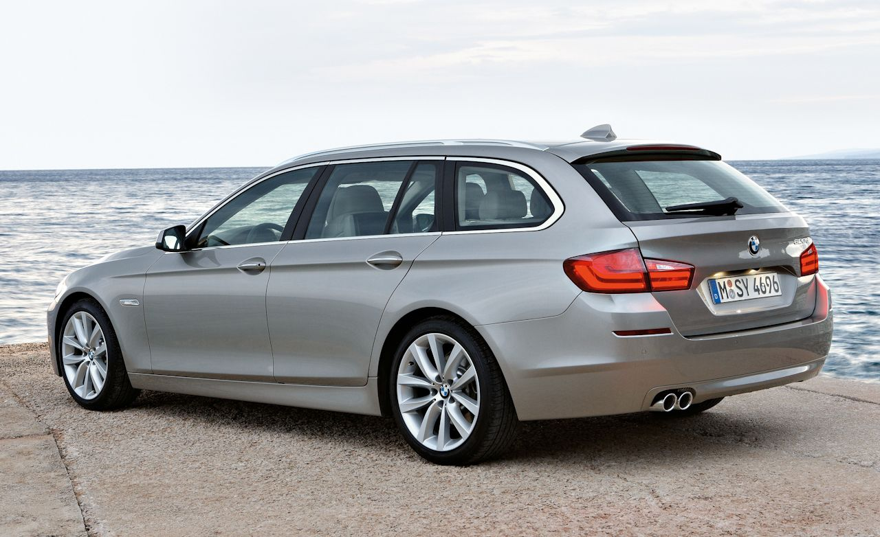 hight resolution of 2010 bmw 5 series touring