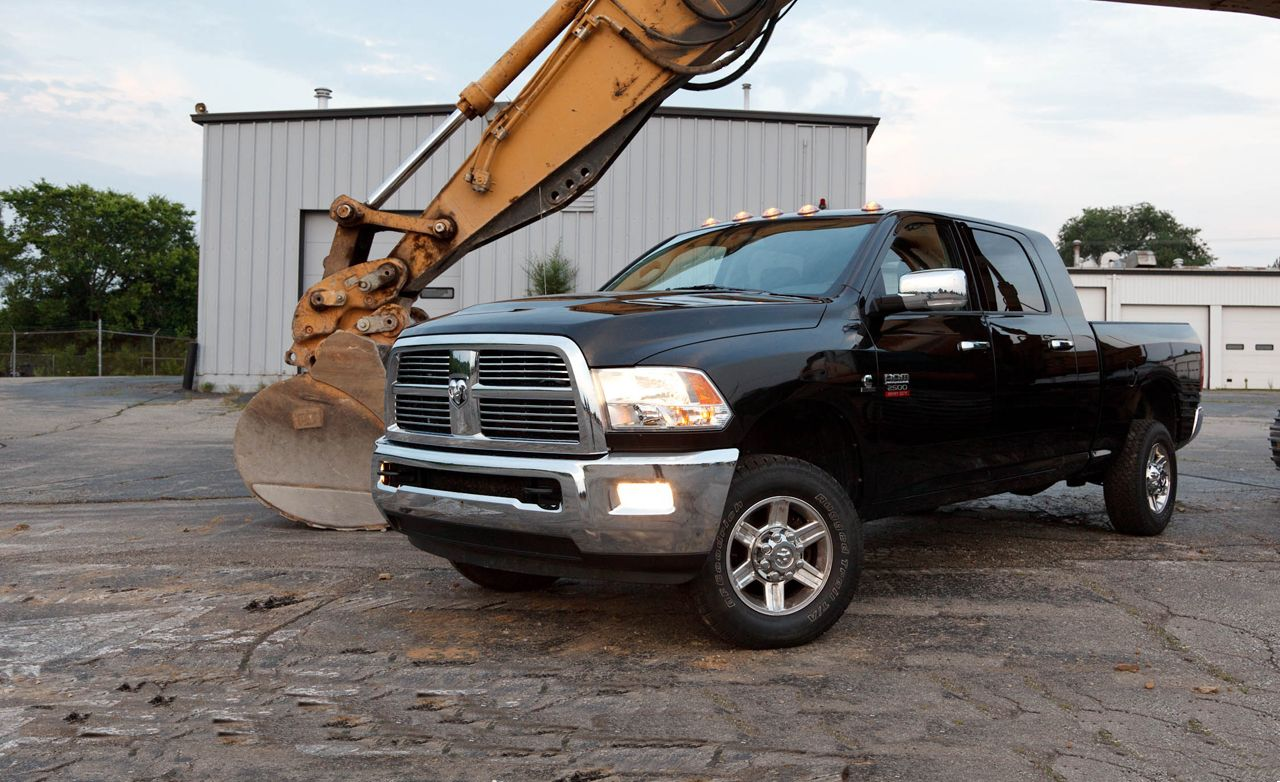 hight resolution of 2010 dodge ram 2500 long term test wrap up 8211 review 8211 car and driver