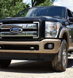 2011 ford f 250 super duty king ranch crew cab 4x4 diesel 8211 instrumented test 8211 car and driver [ 1280 x 782 Pixel ]