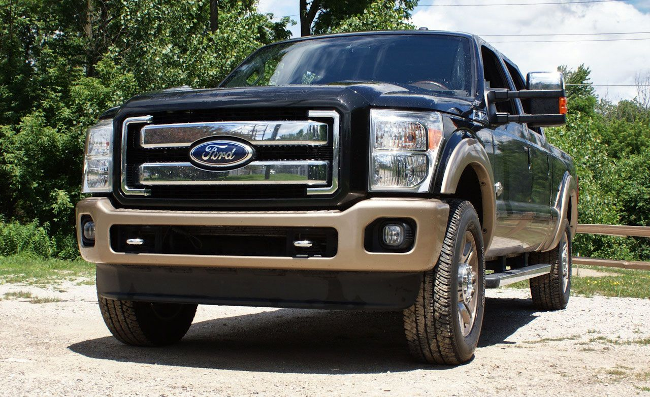 hight resolution of 2011 ford f 250 super duty king ranch crew cab 4x4 diesel 8211 instrumented test 8211 car and driver