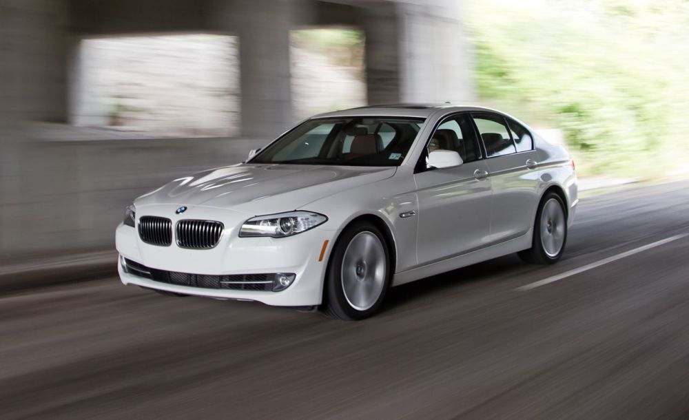 medium resolution of 2011 bmw 535i