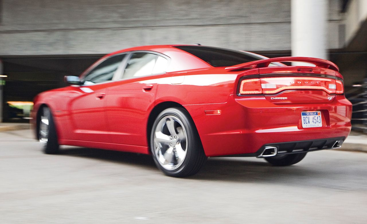 2011 dodge charger first drive 8211