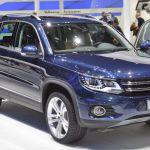 2012 Volkswagen Tiguan Revealed Vw Tiguan News 150 Car And Driver