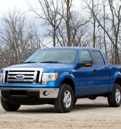 2011 ford f 150 xlt supercrew 4x4 5 0 v8 8211 review 8211 car and driver [ 1280 x 782 Pixel ]
