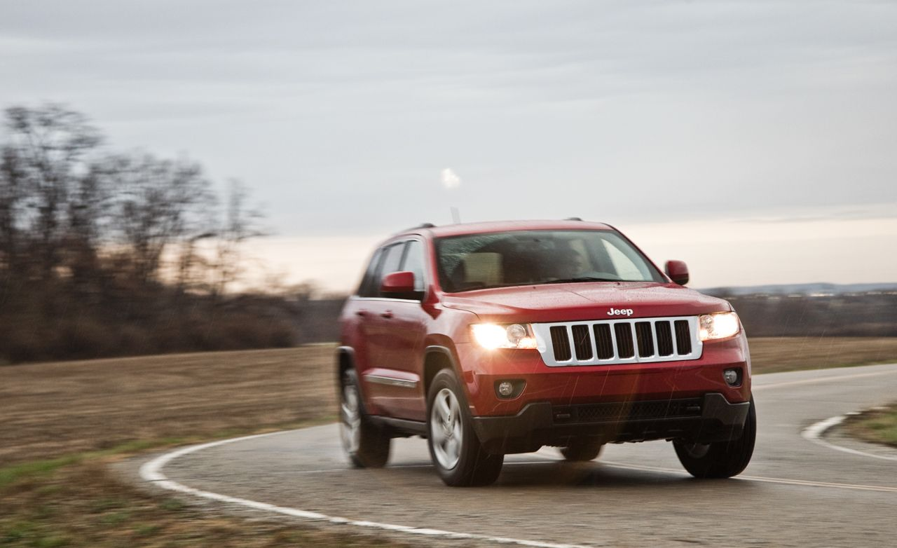 hight resolution of 2011 jeep grand cherokee v6 laredo 4x4 40 000 mile test 8211 review 8211 car and driver