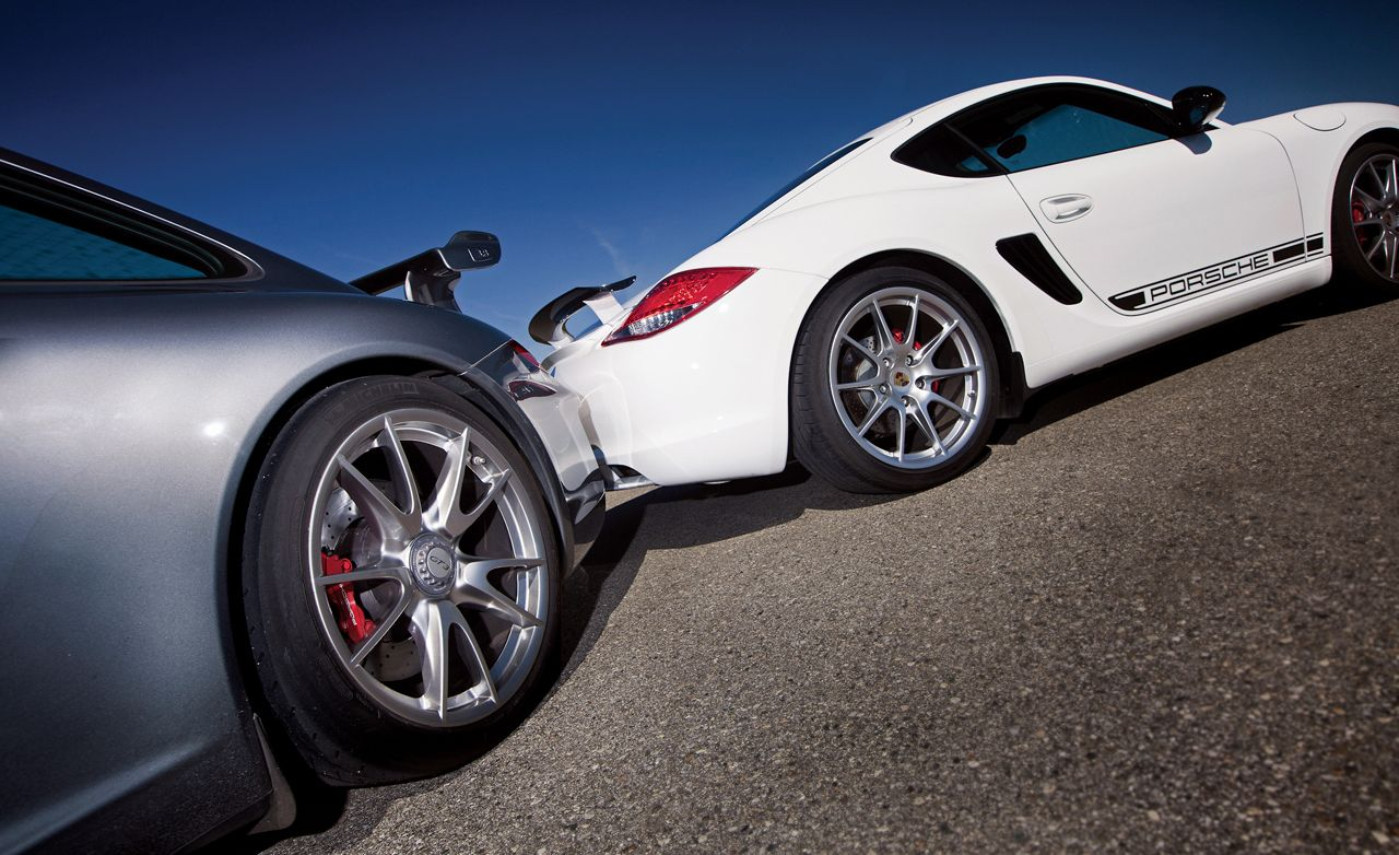 small resolution of the mid vs rear engine debate porsche cayman r vs 911 gt3 porsche cayman engine diagram