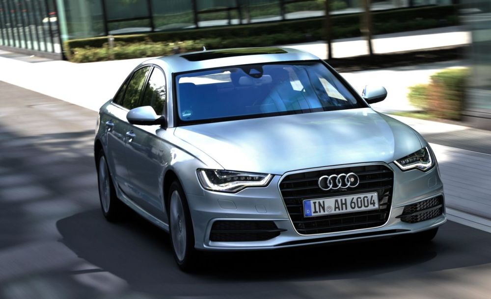 medium resolution of 2012 audi a6 hybrid