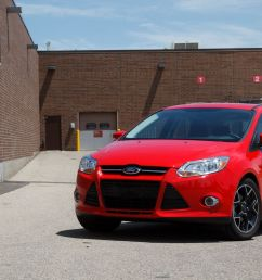 2012 ford focus se long term road test 8211 review 8211 car and driver [ 1280 x 782 Pixel ]