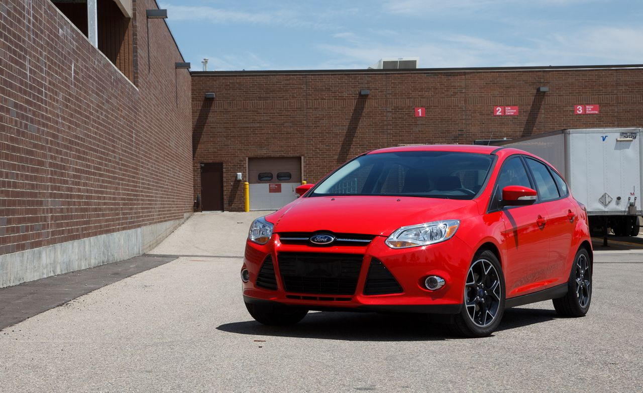 hight resolution of 2012 ford focus se long term road test 8211 review 8211 car and driver