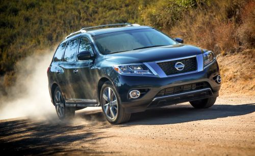 small resolution of 2013 nissan pathfinder