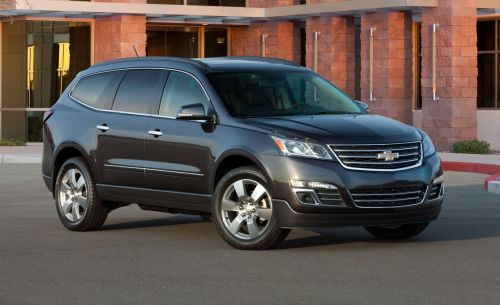 small resolution of 2013 chevrolet traverse