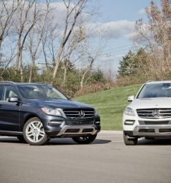 2013 mercedes benz ml350 ml350 4matic test 8211 review 8211 car and driver [ 1280 x 782 Pixel ]