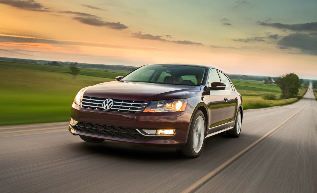 hight resolution of 2013 volkswagen passat tdi diesel long term test 8211 review 8211 car and driver