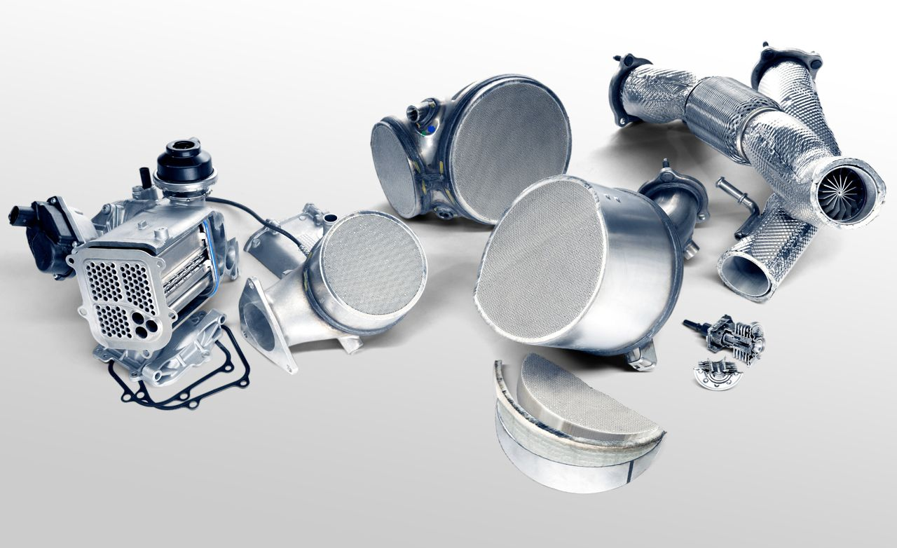 prime cuts diesel exhaust treatment