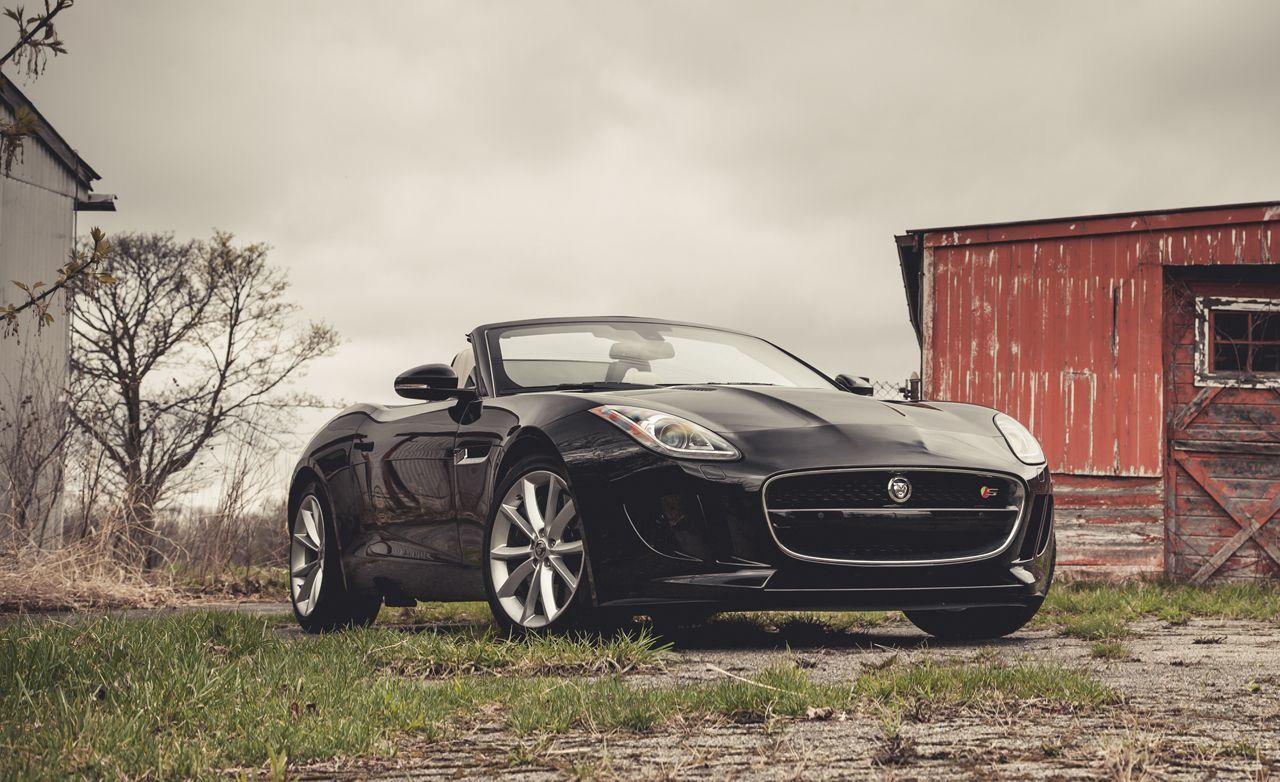 2014 Jaguar F Type V 6 S Roadster Test 8211 Review 8211 Car