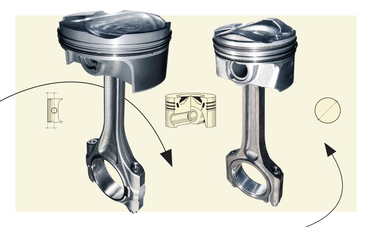 hight resolution of everything you ever wanted to know about pistons 8211 feature 8211 car and driver