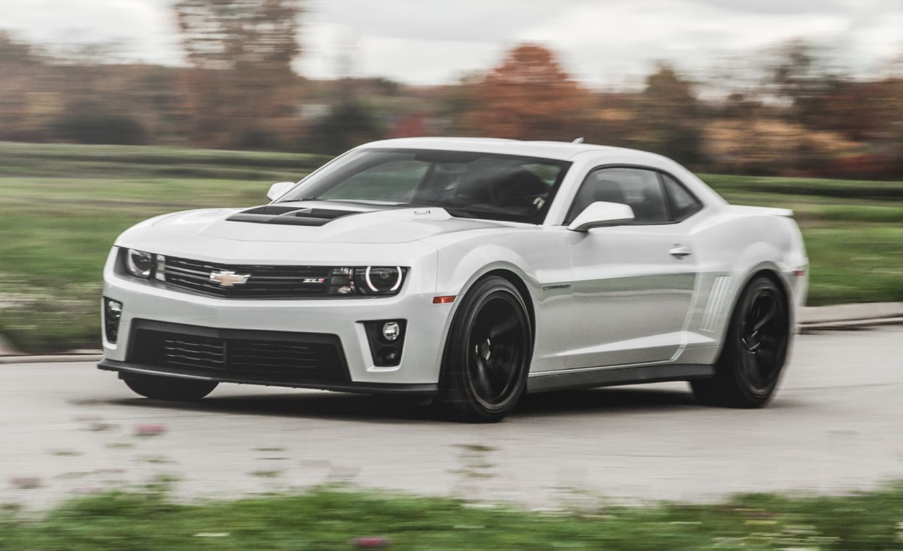 2015 Chevrolet Camaro Zl1 Test 8211 Review 8211 Car And Driver