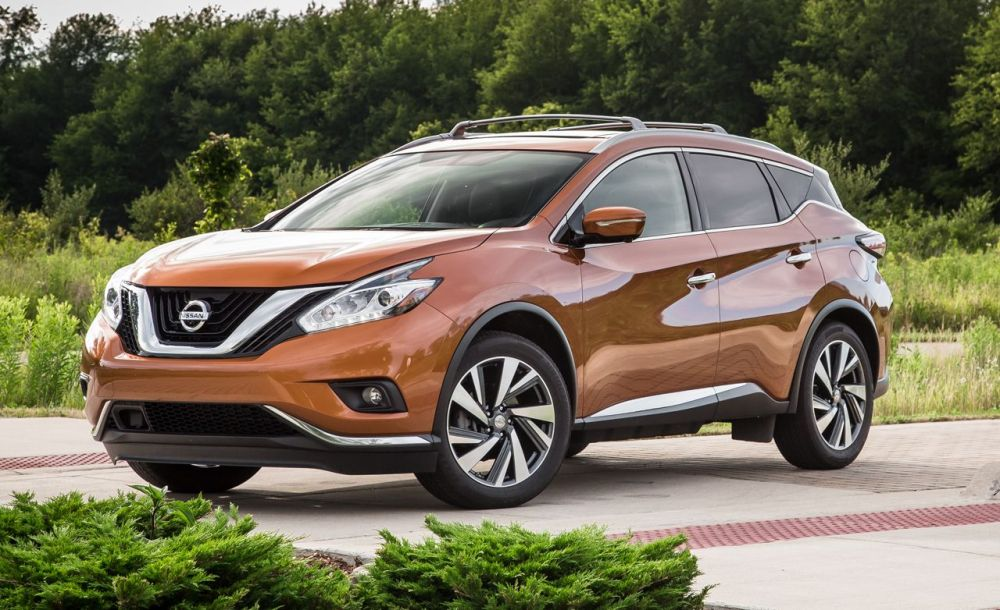medium resolution of 2015 nissan murano awd long term road test wrap up 8211 review 8211 car and driver