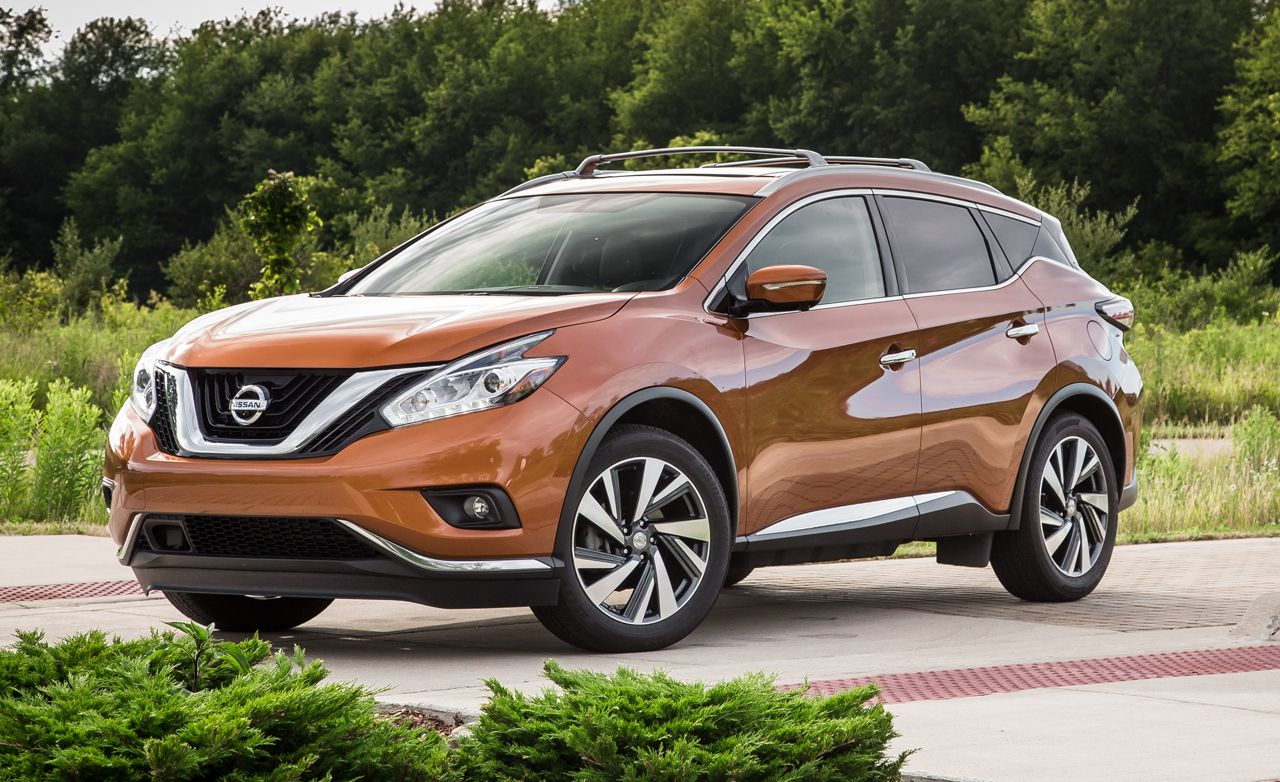 hight resolution of 2015 nissan murano awd long term road test wrap up 8211 review 8211 car and driver