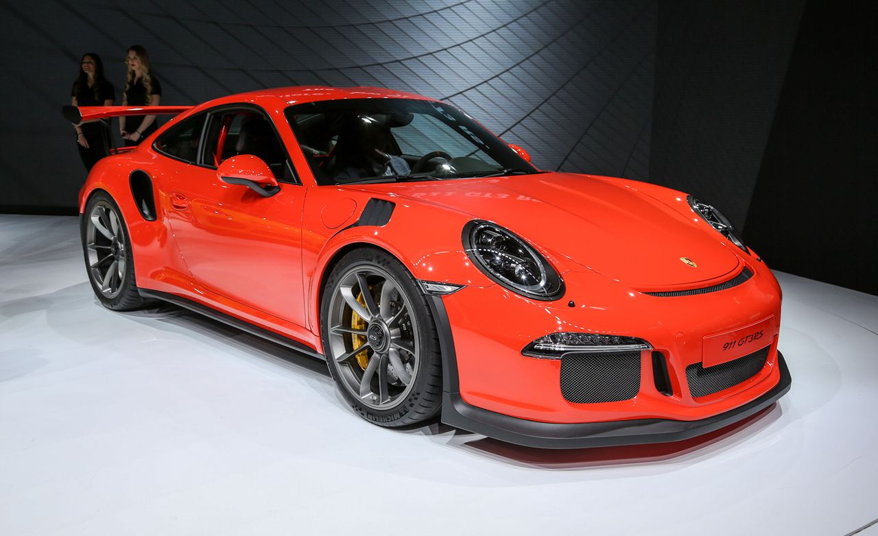 2016 Porsche 911 Gt3 Rs Photos And Info 8211 News 8211 Car And