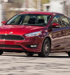 2015 ford focus se 1 0l ecoboost sedan test 8211 review 8211 car and driver [ 1280 x 782 Pixel ]