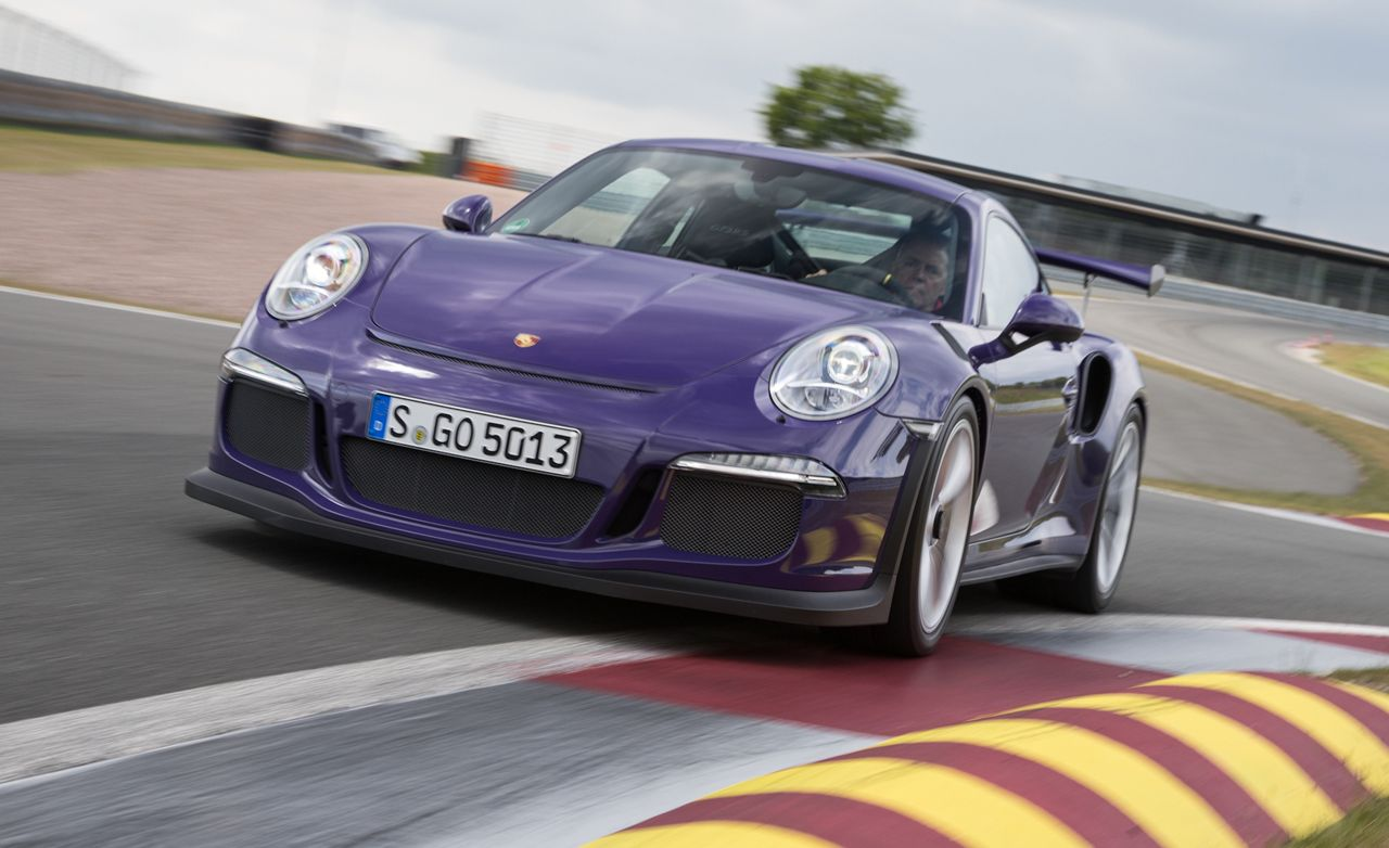 2016 Porsche 911 Gt3 Rs First Drive 8211 Review 8211 Car And