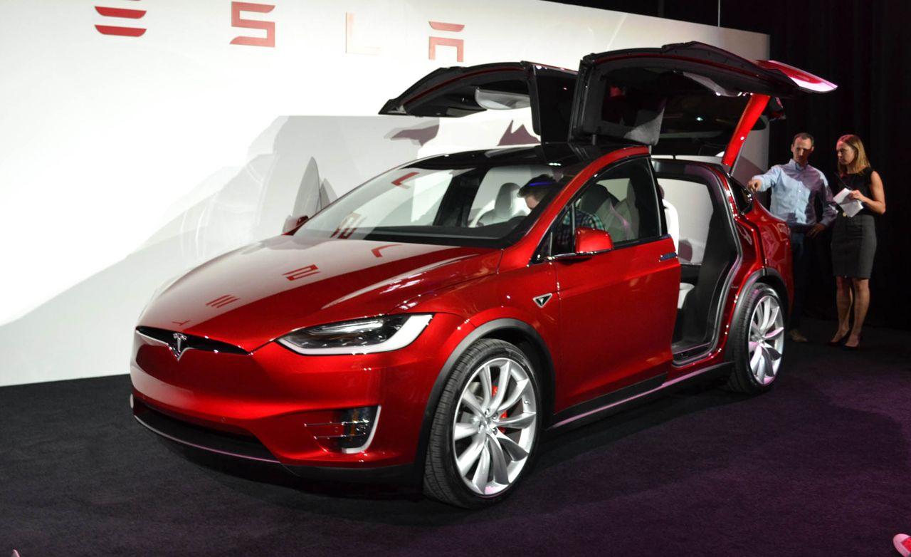 2016 Tesla Model X Official Photos And Info 8211 News
