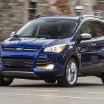 2016 Ford Escape 2 0l Ecoboost Fwd Tested Why Wait