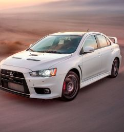 2015 mitsubishi lancer evolution final edition test 8211 review 8211 car and driver [ 1280 x 782 Pixel ]