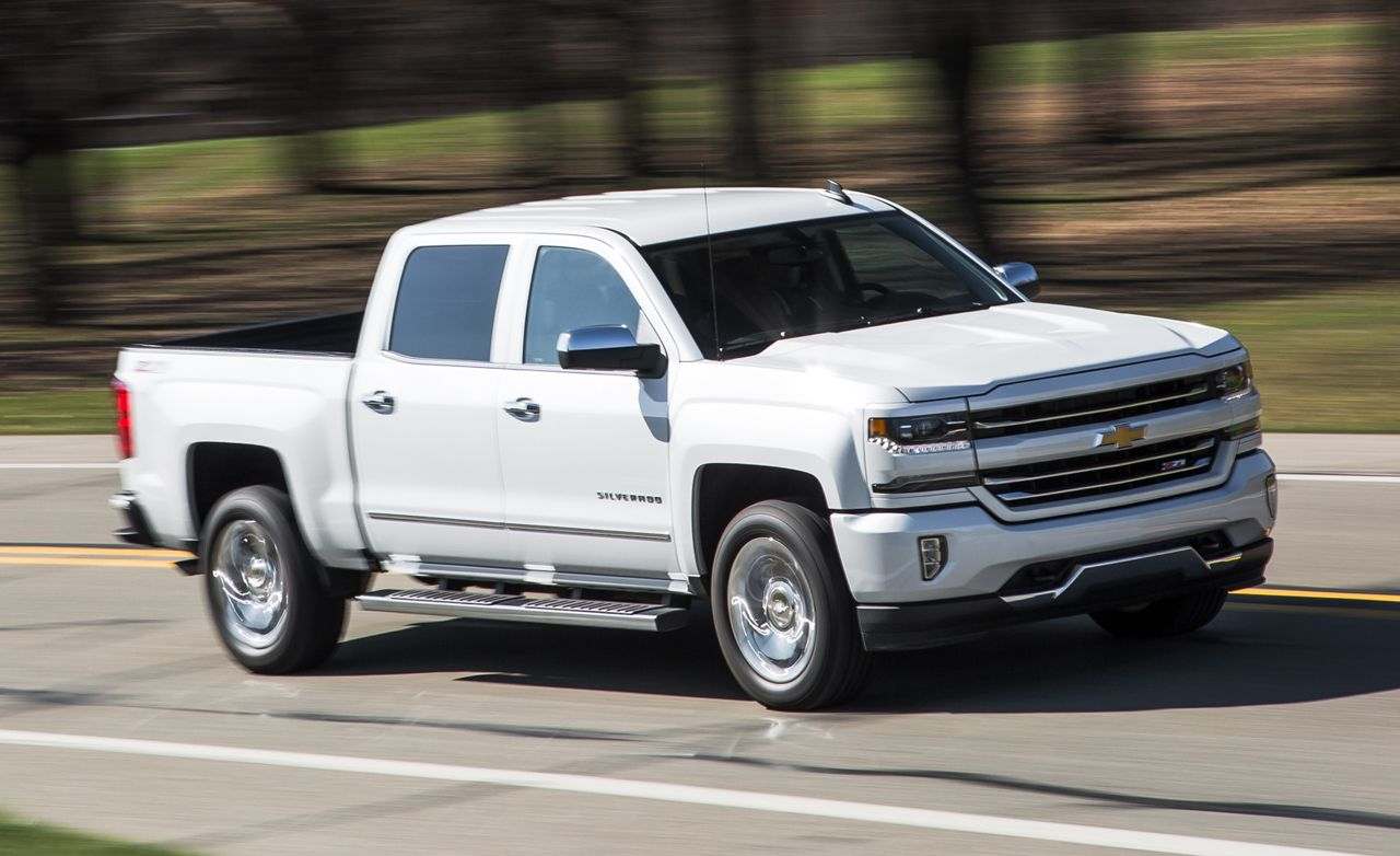 hight resolution of 2016 chevrolet silverado 1500 z71 5 3l 8 speed automatic test 8211 review 8211 car and driver
