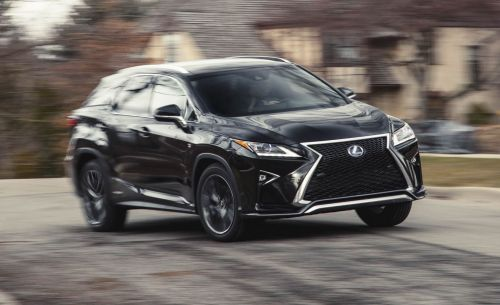 small resolution of 2016 lexus rx450h f sport awd