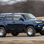 2016 Toyota 4runner 8211 Review 8211 Car And Driver