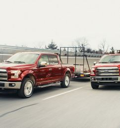 2016 ford f 150 lariat 5 0l v 8 4wd vs 2016 ford f 150 lariat 3 5l ecoboost 4wd 8211 comparison test 8211 car and driver [ 1280 x 782 Pixel ]