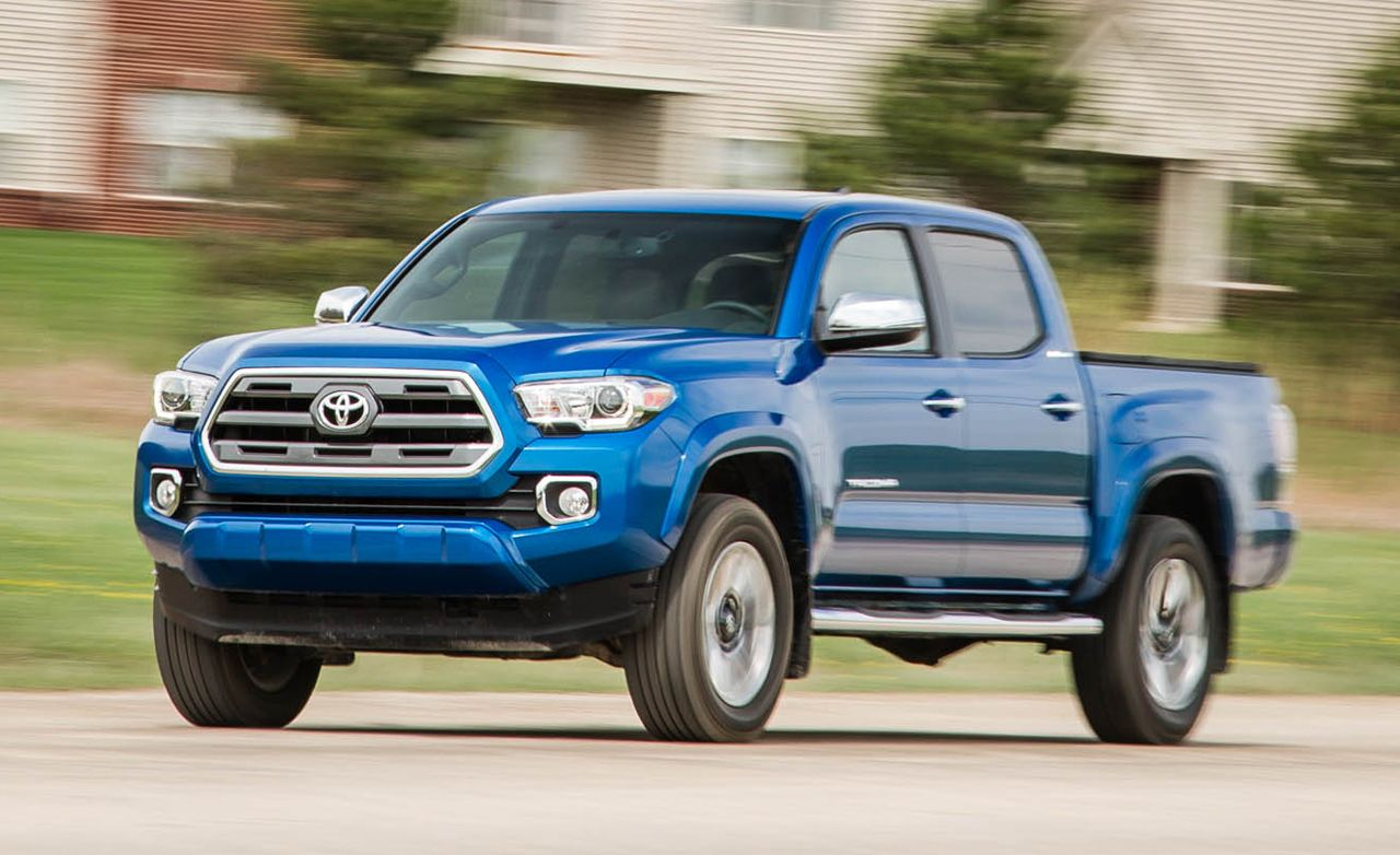 hight resolution of 2016 toyota tacoma v 6 4x4 automatic