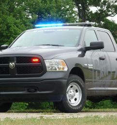 ram 1500 ssv police pickup truck full test 8211 review 8211 car and driver [ 1280 x 782 Pixel ]