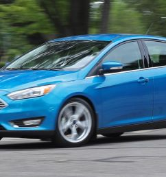 2016 ford focus 2 0l automatic hatchback 8211 review 8211 car and driver [ 1280 x 782 Pixel ]