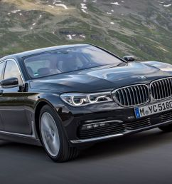 2017 bmw 740e plug in hybrid first drive 8211 review 8211 car and driver [ 1280 x 782 Pixel ]