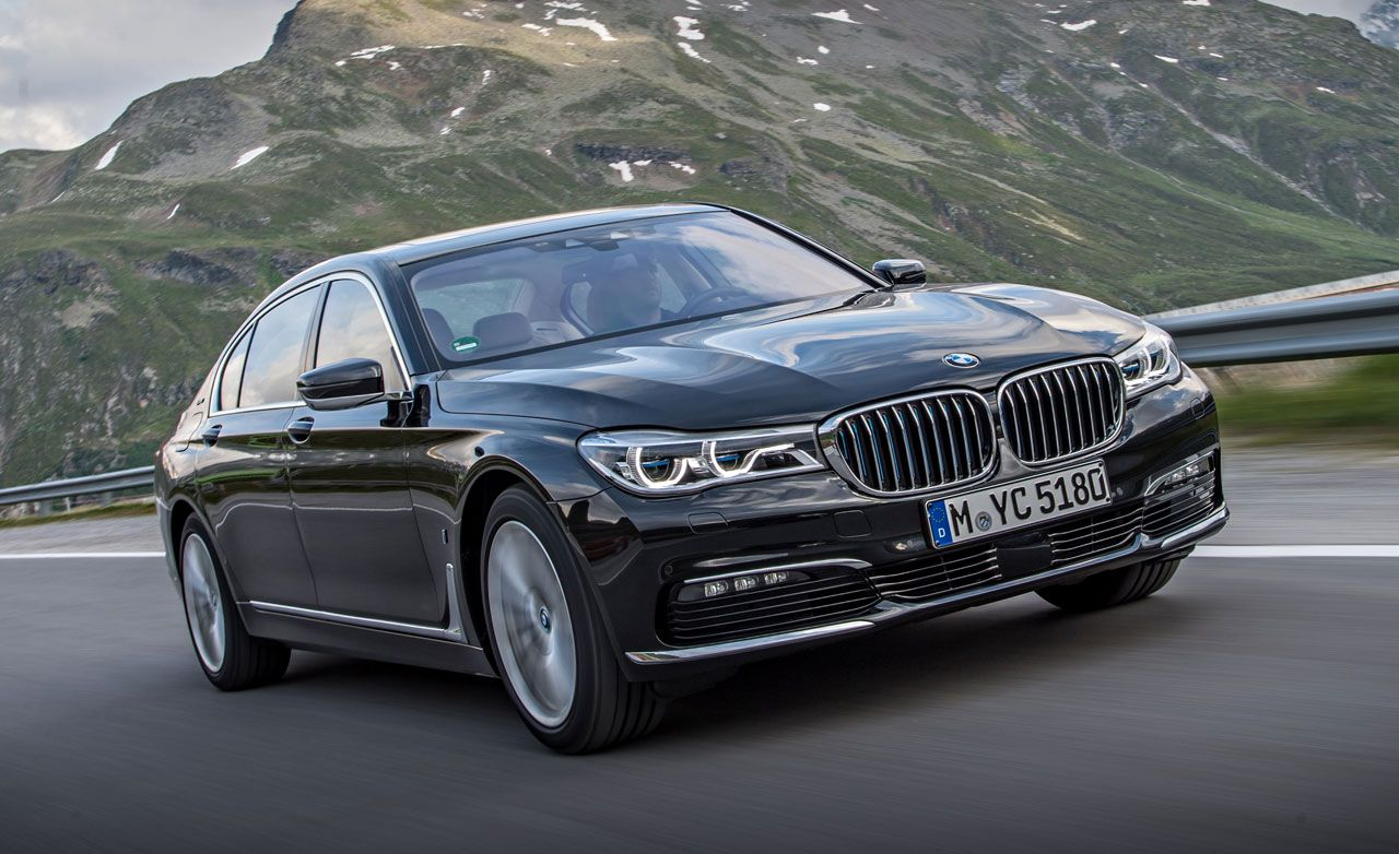 hight resolution of 2017 bmw 740e plug in hybrid first drive 8211 review 8211 car and driver