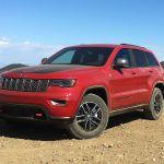 2017 Jeep Grand Cherokee Trailhawk V 6