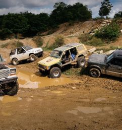 the battle of the off road beaters ford vs geo jeep and land rover 8211 feature 8211 car and driver [ 1280 x 782 Pixel ]