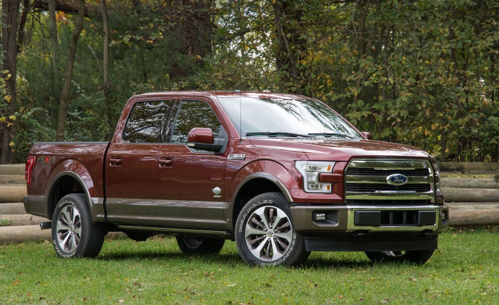 medium resolution of 2017 ford f 150 3 5l ecoboost 10 speed automatic 4x4
