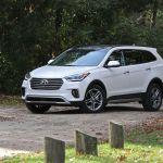 2017 Hyundai Santa Fe Awd Tested